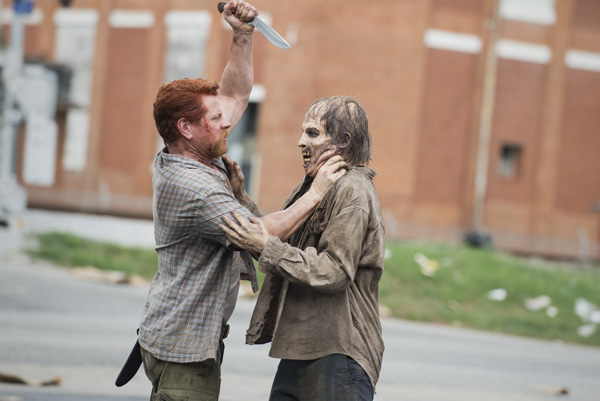 Michael Cudlitz as Abraham © Gene Page/AMC