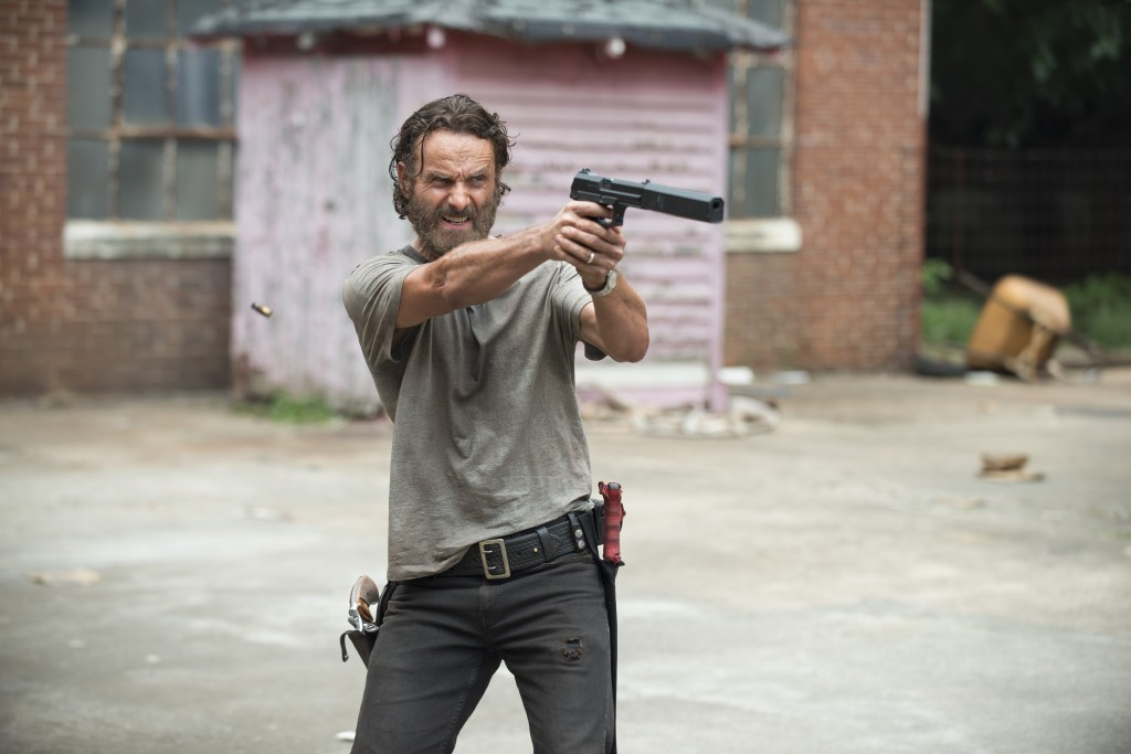 TWD_507_GP_0718_Andrew Lincoln als Rick Grimes, The Walking Dead, Season 5, Episode 7 © Gene Page/AMC