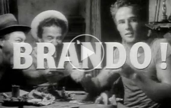 Trailer: Marlon Brando in Endstation Sehnsucht (1951)