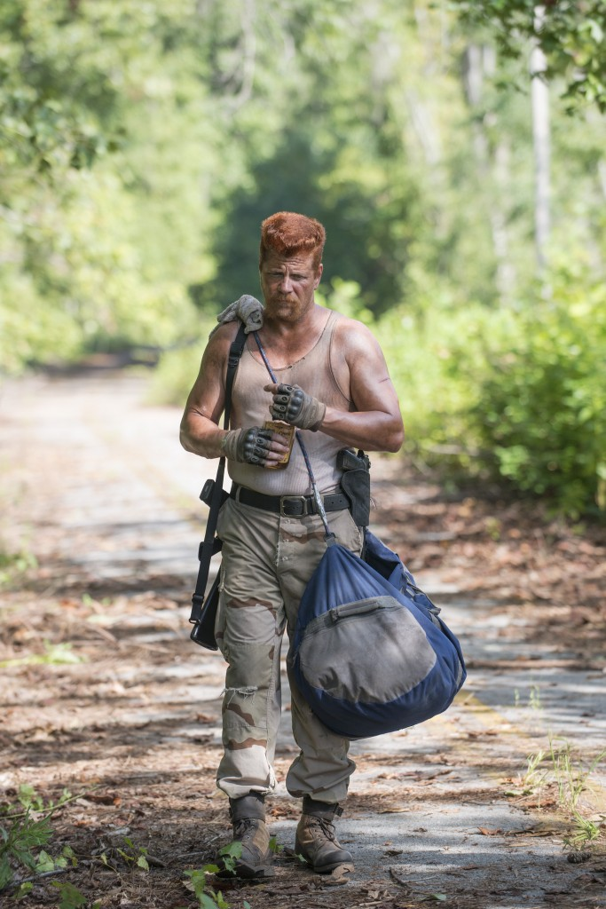 Michael Cudlitz als Abraham, The Walking Dead, Episode 9 Staffel 5 © Gene Page/AMC
