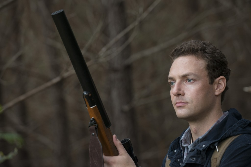 Ross Marquand als Aaron, The Walking Dead, Staffel 5 © Gene Page/AMC