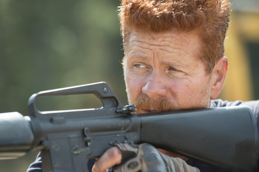 Michael Cudlitz als Abraham, The Walking Dead, Staffel 5 © Gene Page/AMC