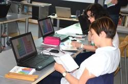 Goldener Spatz 2015, Workshop Faszination Medien – Ein multimediales Lernangebot (DVD-ROM) für Schule und Jugendarbeit © Stefan Köneke