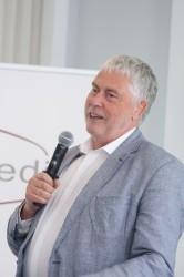 Prof. Joachim von Gottberg (Geschäftsführer FSF) auf der medius-Preisverleihung 2015 © FSF