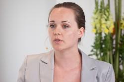 Elisabeth Königstein (Universität Würzburg), Sommerforum Medienkompetenz © FSF