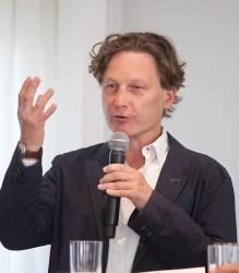 Andre Wilkens (Autor Analog ist das neue Bio), Sommerforum Medienkompetenz © FSF
