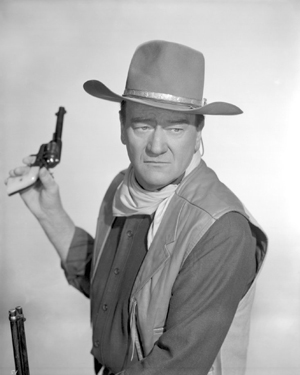 John Wayne in El Dorado © 1966 - Paramount Pictures. All rights reserved.