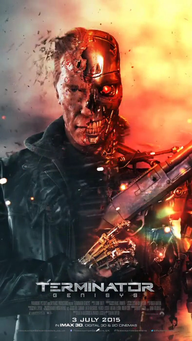 Terminator Genysis: www.terminatorgenisys.de/#home © 2015 Paramount Pictures. All rights reserved