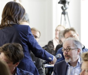 ICC Berlin 2015: Romain Kohn (Autorité luxembourgeoise indépendante de l'audiovisuel) © photothek.net/Thomas Koehler