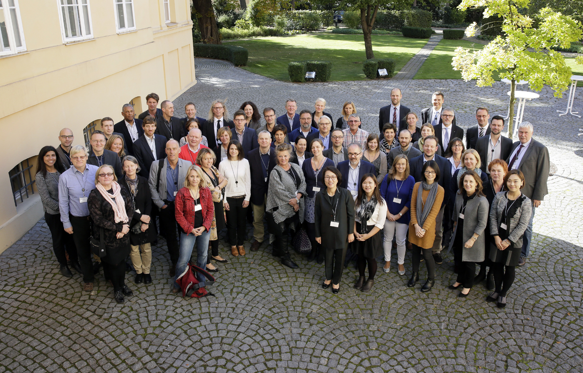 ICC Berlin 2015: Gruppenbild aller Teilnehmer © photothek.net/Thomas Koehler