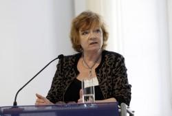 ICC Berlin 2015: Keynote: Patricia Manson (European Commission, Luxembourg) © photothek.net/Thomas Koehler