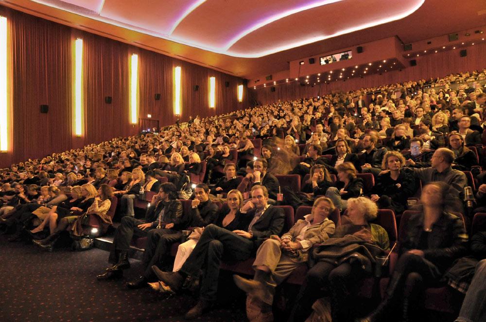 CinemaxX Dammtor Bild 4 © Filmfest Hamburg / Martin Kunze