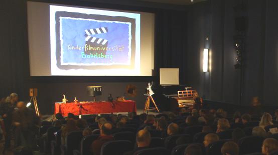 © Kinderfilmuniversität Babelsberg