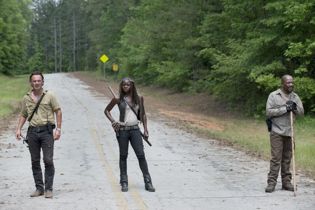 The Walking Dead, Beginn Staffel 6 ab 12.10.2015 auf FOX, 21.00 Uhr © Gene Page/AMC