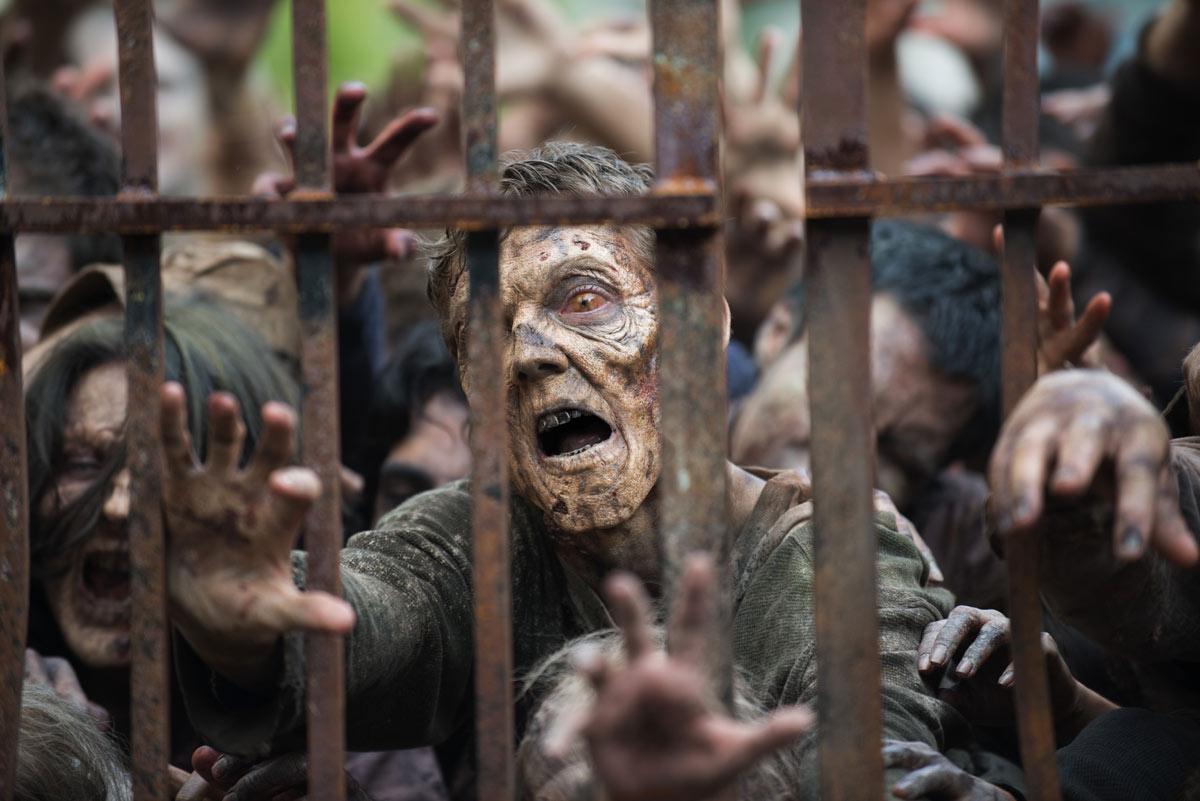 The Walking Dead, Staffel 6, Eps. 03, Ausstrahlung 26.10.2015 auf FOX, 21.00 Uhr © Gene Page/AMC