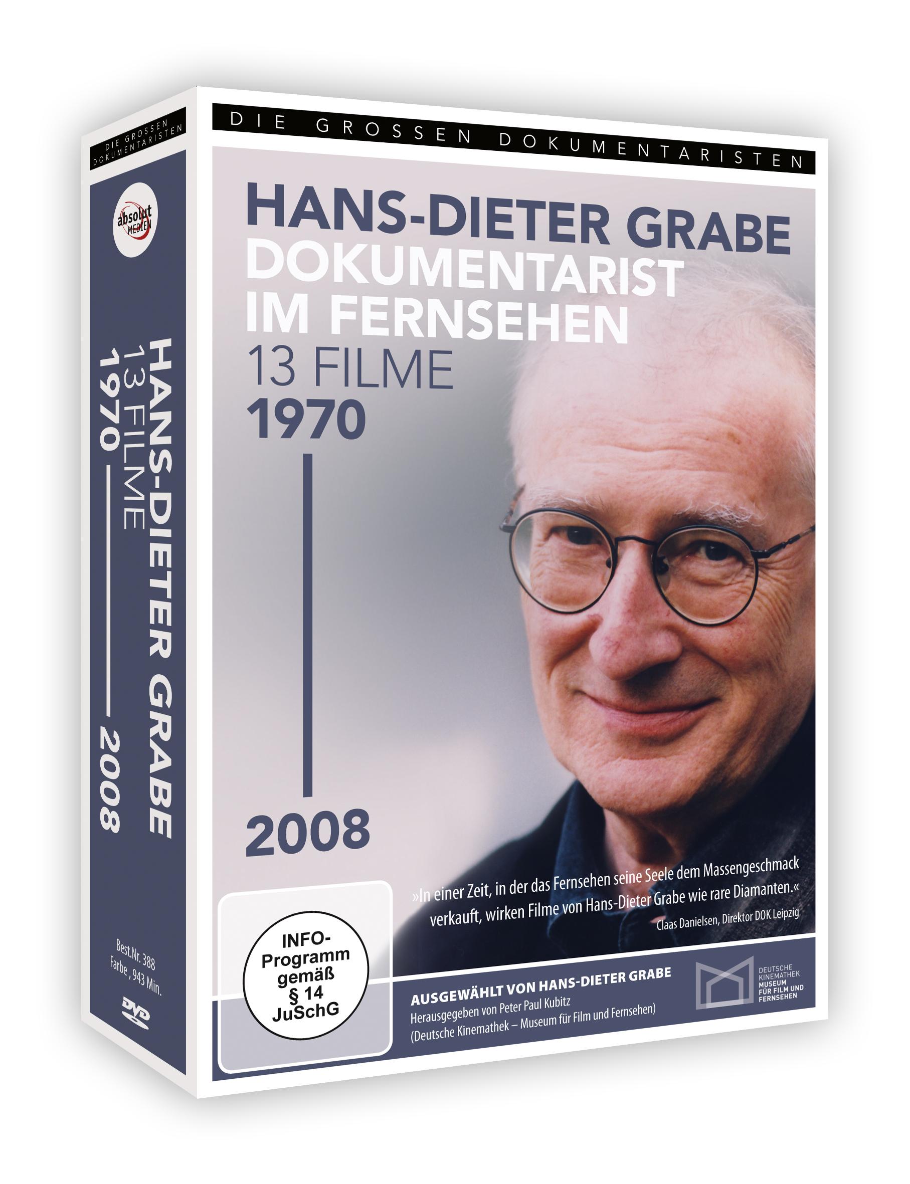 Hans-Dieter Grabe © absolut Medien GmbH