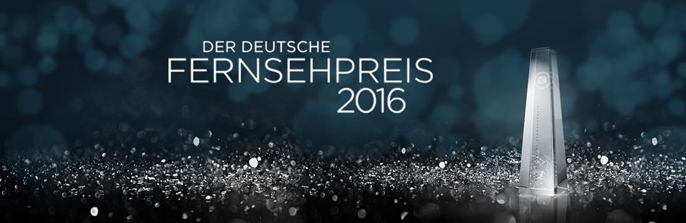 (c) Deutscher Fernsehpreis 2016