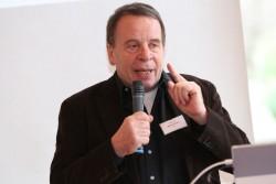 Bernd Schorb, Vorsitzender des JFF © JFF/Marko Junghänel