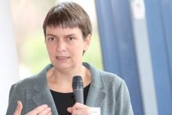 Kathrin Demmler, Direktorin des JFF © JFF/Marko Junghänel