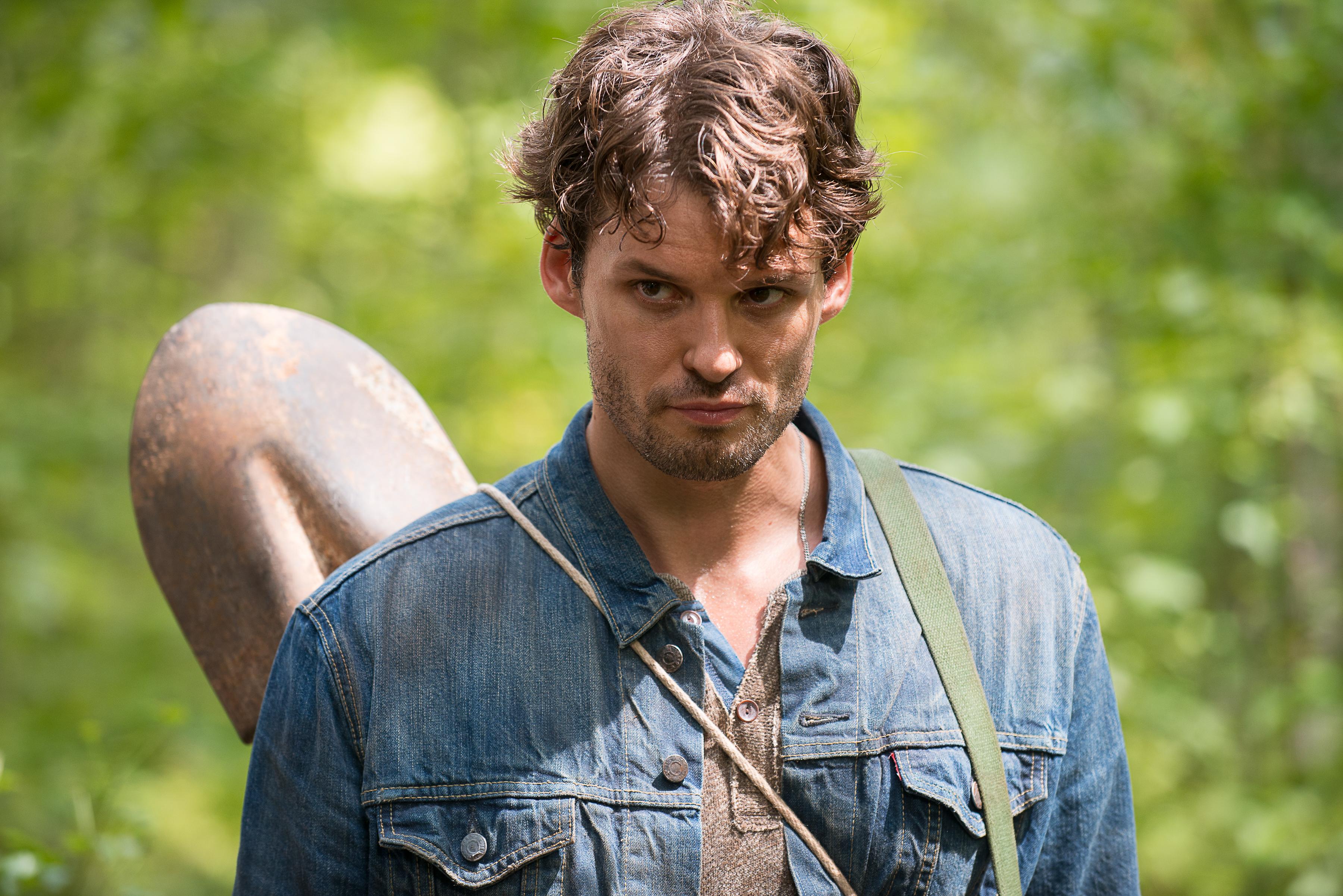 Austin Nichols as Spencer Monroe - The Walking Dead _ Season 6, Episode 10 - Photo Credit: Gene Page/AMC