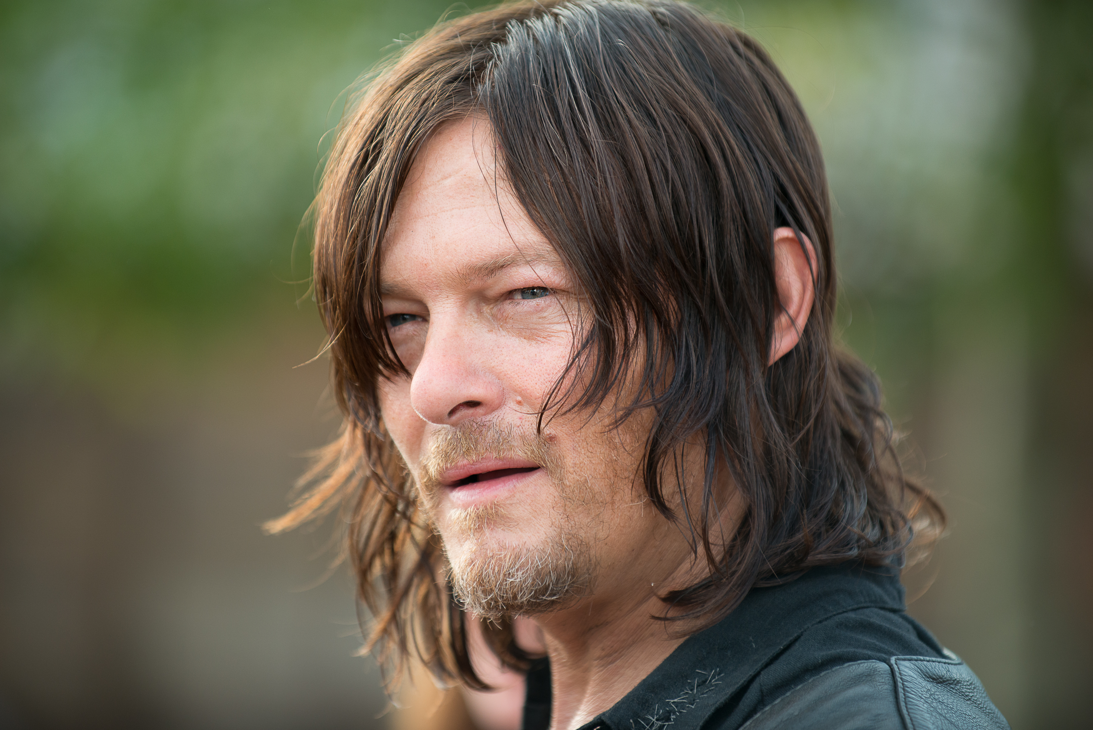 Norman Reedus als Daryl Dixon - The Walking Dead, Season 6, Episode 11© Gene Page/AMC