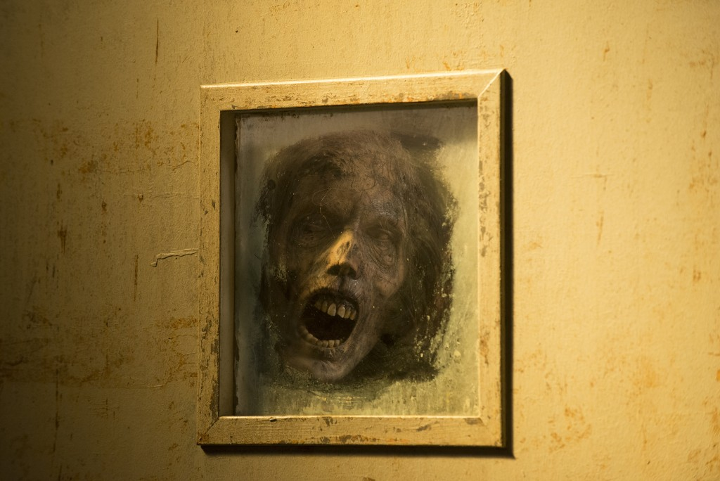 Walker, The Walking Dead, Season 6, Episode 11 © Gene Page/AMC