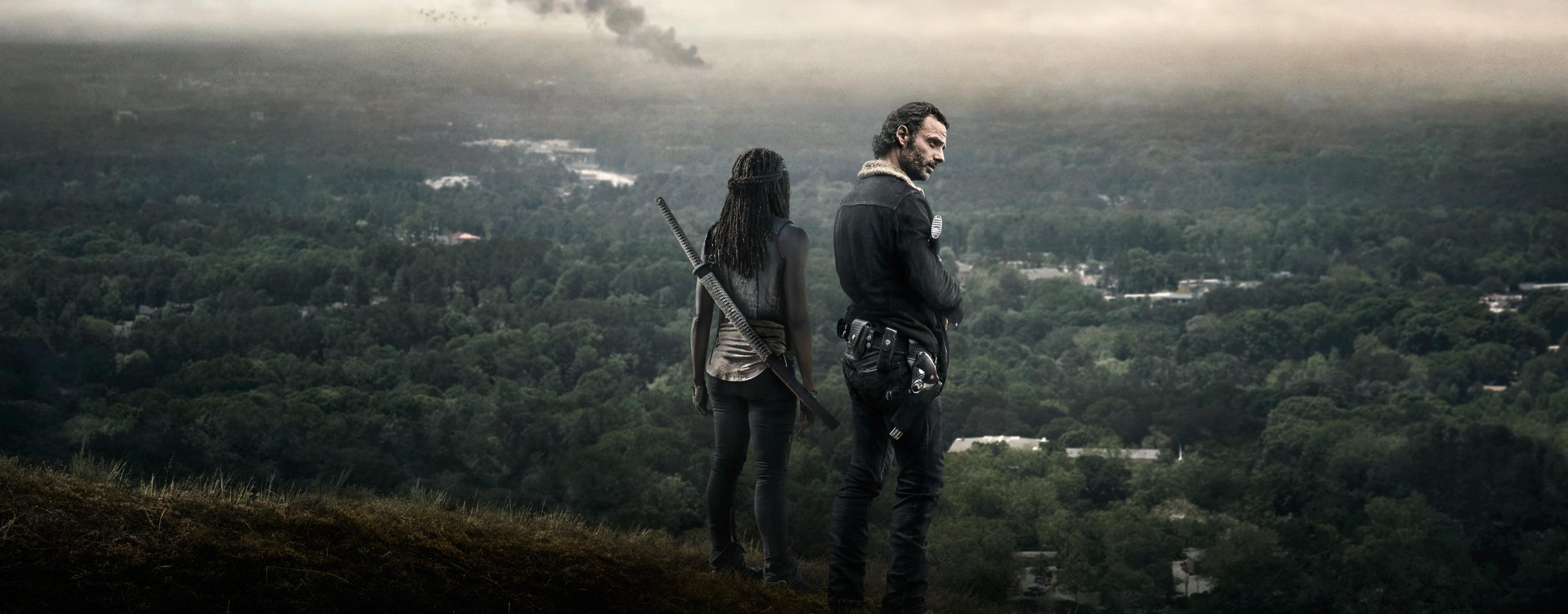 The Walking Dead, Season 6 © Gene Page/AMC