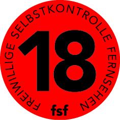 FSF-Altersfreigabe ab 18 Jahren