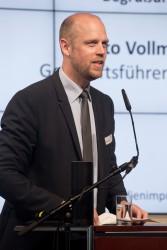 Otto Vollmers Geschäftsführer der Freiwilligen Selbstkontrolle Multimedia-Diensteanbieter (FSM) © sh/fsf