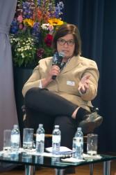 Monika Pilath ist Chefin vom Dienst Newsdesk bei ZEIT ONLINE, Sommerforum Medienkompetenz 2016 © sh/fsf