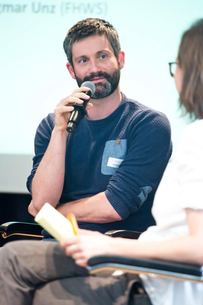 Robert Behrendt (mediale pfade), Sommerforum Medienkompetenz © sh/fsf