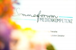 Sommerforum Medienkompetenz 2016 © sh/fsf