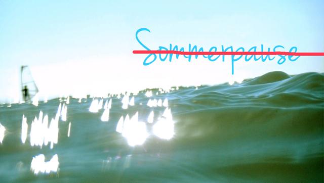 Das Ende der Sommerpause – FSF-Blog © sh/fsf