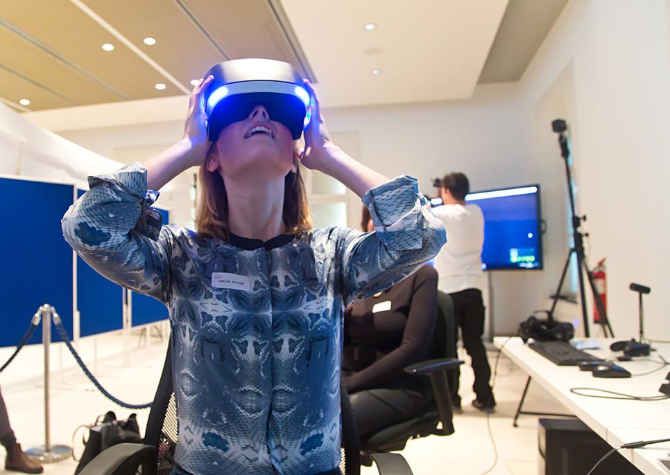medien impuls: In der Tiefe des Raumes – Virtual Reality und die Illusion von Wirklichkeit © sh/fsf
