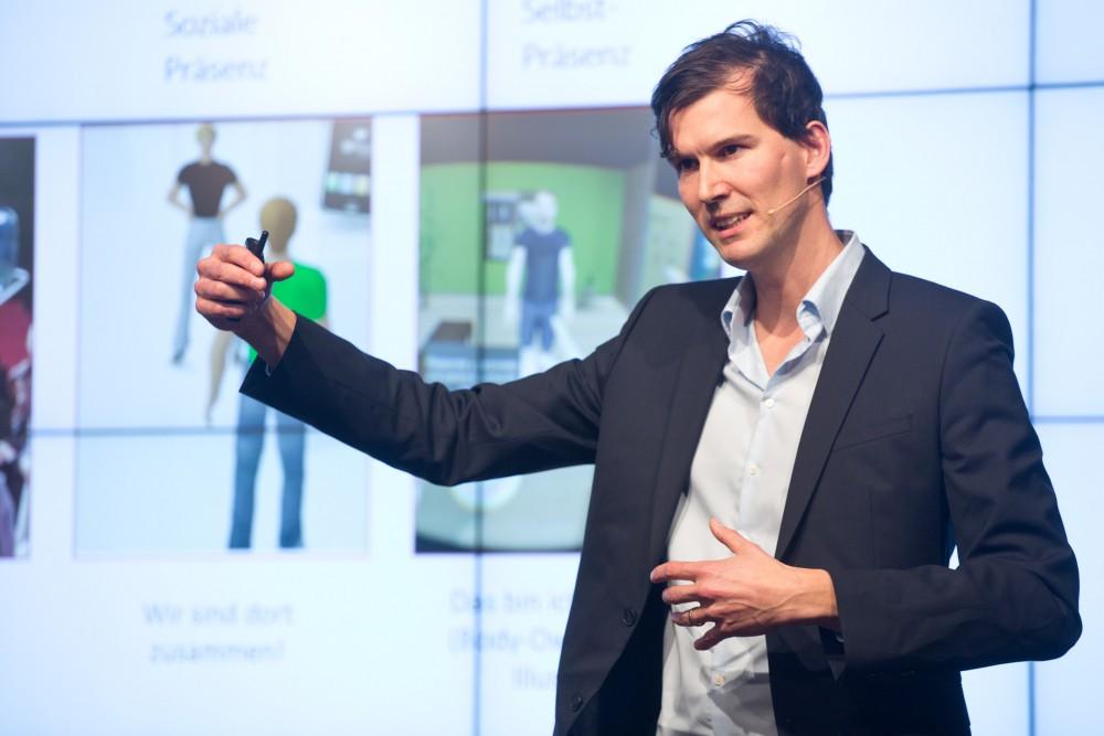 Prof. Dr. Tilo Hartmann (Freie Universität Amsterdam) © sh/fsf