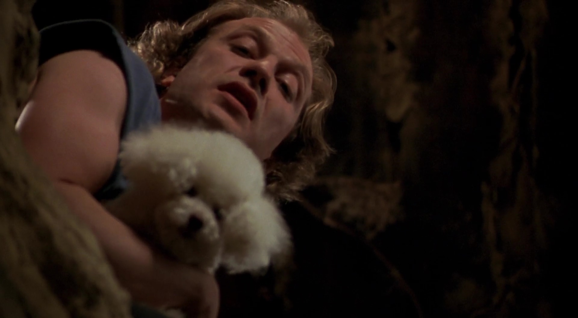 "Ted Levine als Jame Gumb alias ""Buffalo Bill"" in The Silence of the Lambs (OT) – dt: Das Schweigen der Lämmer (1991) © Orion Pictures/20th Century Fox Home Entertainment"