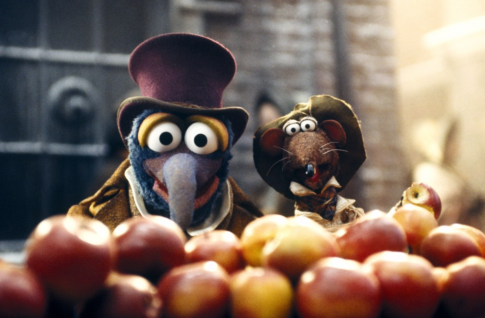 Gonzo und Rizzo die Ratte, Muppet Christmas Carol, The © 1992 WALT DISNEY PICTURES