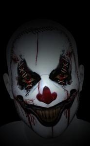 Böser Clown, Foto: 1537543, pixabay.com