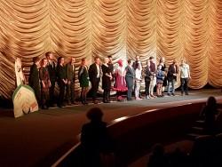 "Filmteam ""Oskars Amerika"" bei Berlinale (Sektion Generation Kplus) am 15. Februar 2017| Foto © FSF"