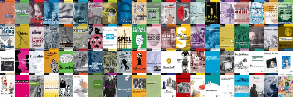 20 Jahre tv diskurs - 80 Cover, 80 Ausgaben © FSF