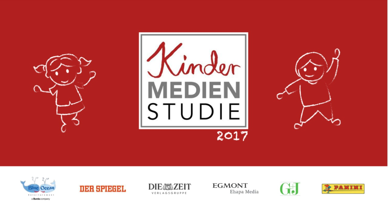 Kinder-Medien-Studie © Blue Ocean Entertainment AG