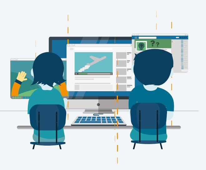 Modul 3: Realität und Fiktion im Internet © Medien in die Schule