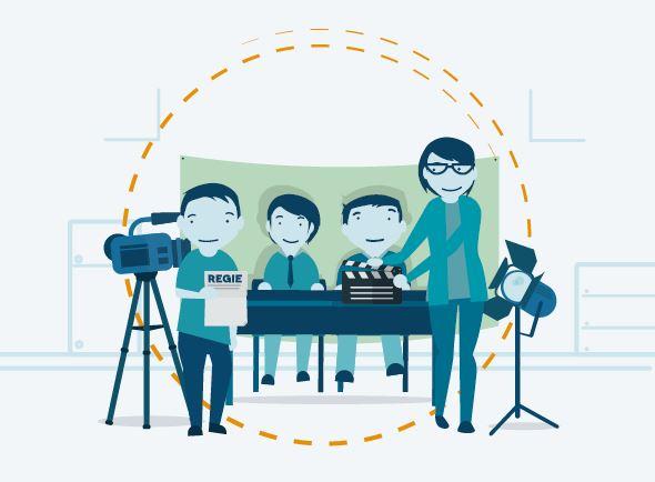 Medien in die Schule: Nachrichten verstehen und selbst erstellen – Modul 3: Produktion einer Nachrichtensendung © Medien in die Schule