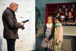 Kinderjury Future Kids, Sehsüchte 2018 © Frieder Unselt