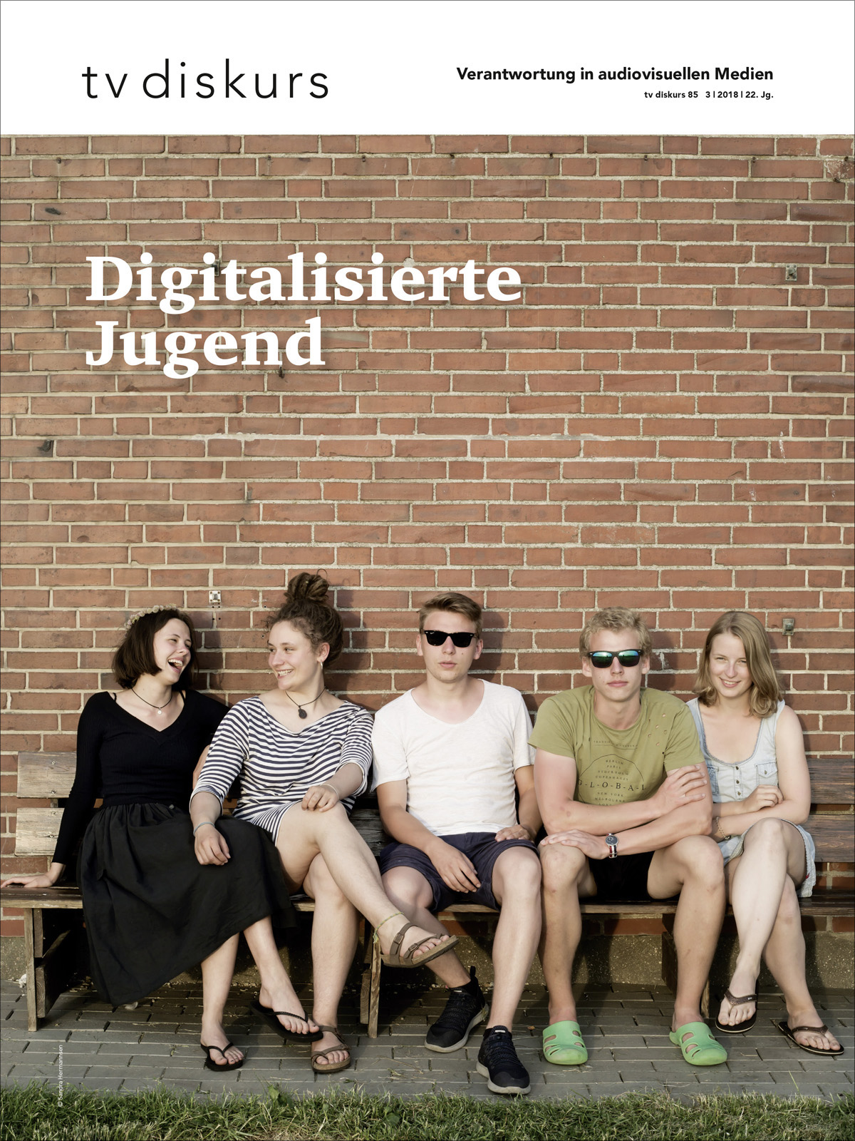 tv diskurs 85, Digitalisierte Jugend © FSF