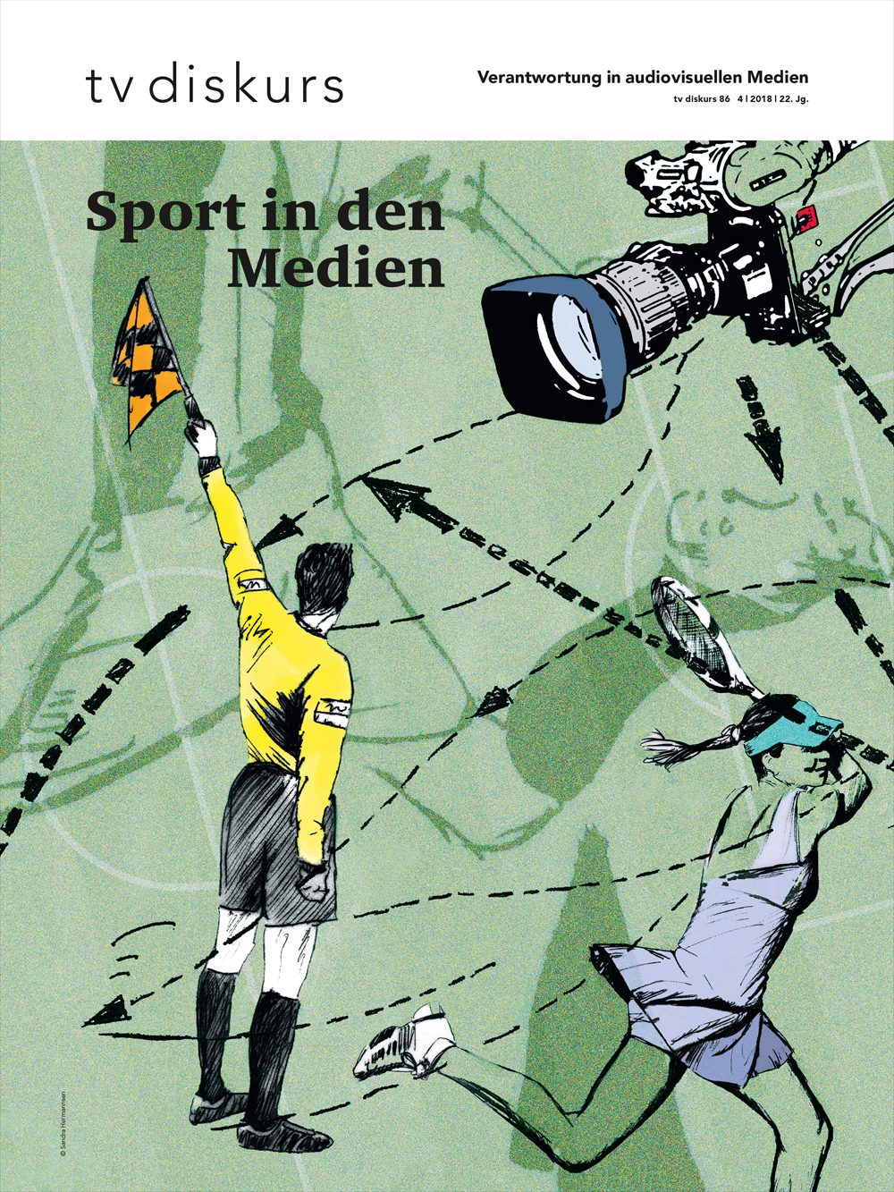 "tv diskurs 86 ""Sport in den Medien"" © FSF"