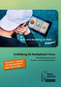 Flyer zur Multiplikatoren-Ausbildung - per Click erfolgt Weiterleitung zum PDF