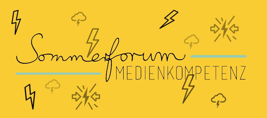 """Sommerforum Medienkompetenz 2019 """"Digitale Streitkultur"""" Veranstaltung der mabb und FSF"""