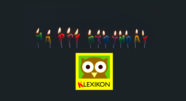 klexikon, Logo mit Eule von Ziko van Dijk
