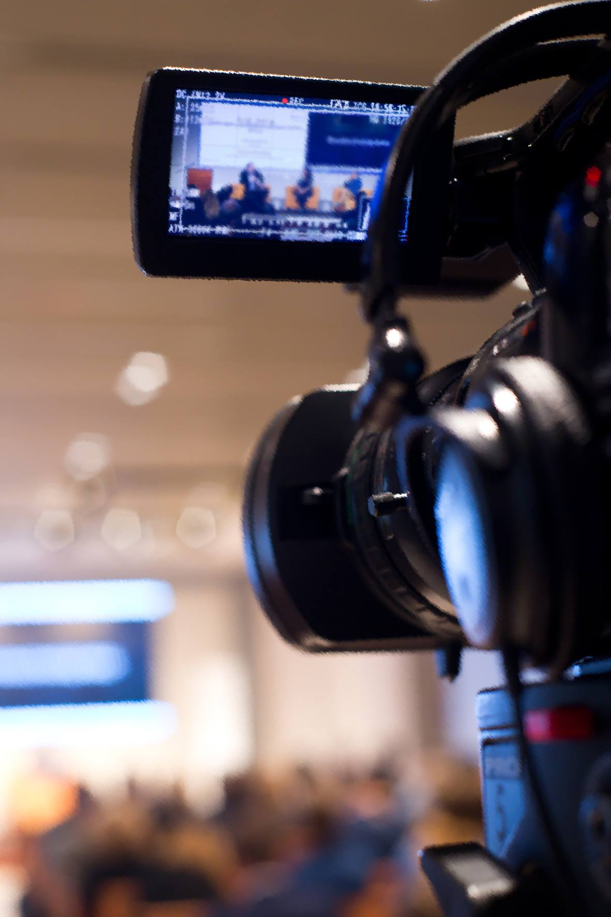 Livestream medien impuls by AlexBerlin © sh/fsf